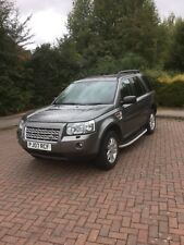 Land Rover Freelander XS 2.2 Td4 2007 Low mileage