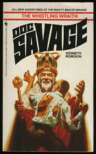 Doc Savage: The Whistling Wraith (All New Adventure) PBO 1st/1st