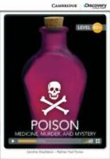 POISON: MEDICINE, MURDER, AND MYSTERY HIGH INTERMEDIATE BOOK WITH ONLINE...
