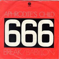 7inch APHRODITE'S CHILDbreakHOLLAND EX (S2637)