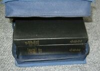 Book of Mormon Doctrine & Covenants Pearl of Great Price LDS 1981 KJ Bible Case