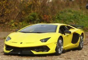 RC Lamborghini Aventador SVJ mit LICHT 1:14 mit 2,4GHz Sportwagen         405171