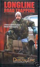 DVD, Longline Road Trapping, traps, trap DAKOTALINE