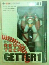 *RARE* Kaiyado Revoltech 001, 008, 017 Getter 1 2 3 (all MISB)
