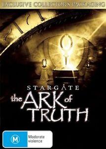 Stargate - The Ark Of Truth (DVD, 2008)