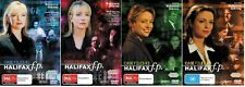 Halifax F.P. - Case Files Vol 1,2,3,4 (12 DVD Set) - Region 4