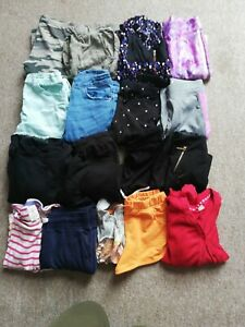 Girls Clothing Bundle 8 9 years clothes tops leggings jumper shorts