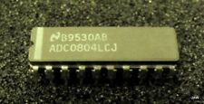ADC0804LCJ  NATIONAL SEMICONDUCTOR CERAMIC 20 PIN DIP PKG.