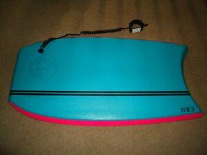 vintage original BZ Royal Hawaiian bodyboard boogie board GEM RARE COND