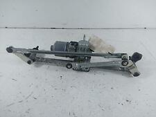 2015 VOLKSWAGEN POLO Front Wiper Mechanism Motor Assembly Linkage 841