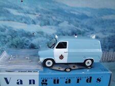 1/43 Vanguards Ford transit MKI van Lancashire constabulary xection van VA06610
