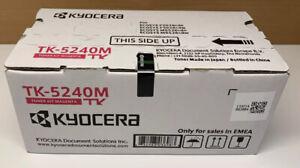 ORIGINAL Kyocera TK-5240M Tonerkartusche magenta, 3000 Seiten