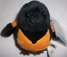 GANZ Webkinz Lil Kinz HS510 Oriole Bird Plush Animal New w/Code(unused)FREE s&h