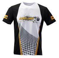 Can-AM BRP t-shirt outdoor camiseta travel maglietta outlander renegade spyder