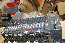 ALLEN BRADLEY PLC RACK LOADED 1771-P2 (D)