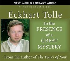 New, In the Presence of a Great Mystery (New World Lobrary Audio), Eckhart Tolle