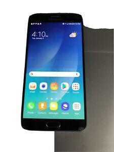 Samsung Galaxy Note5 SM-N920 - 32GB - Black  (GSM Unlocked) Paint Peel - SBI