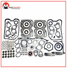 PISTON RING BEARING & GASKET KIT SUBARU EJ20-T FOR IMPREZA WRX FORESTER 2.0 LTR