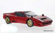 Ferrari 365 gt4 bb Competizione Plain body versión/llantas doradas 1:18 CMF