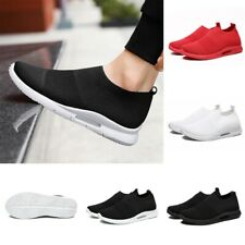 Men's Athletic Sneakers Ultralight Casual Soft Non-Slip Tennis Running Gym Shoes