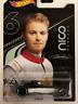 VERY RARE Chase Model Nico Rosberg F1 Racer Wheels GGC34 New