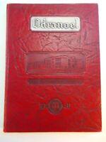 1941 MIDDLETOWN TOWNSHIP HIGH SCHOOL Leonardo New Jersey YEARBOOK Odranoel