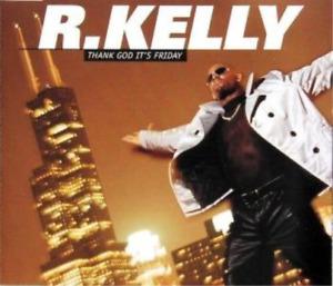 R. Kelly-Thank God It`S Friday -Cds- (US IMPORT) CD NEW