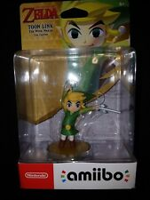 Nintendo Amiibo Toon Link |BRAND NEW SEALED US WindWaker 30th Anniversary Zelda