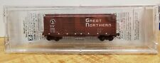Micro-Trains Z-Scale 501 00 250 Great Northern Circus Series #5 40' Box Rd #3484