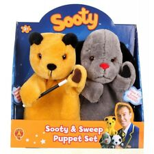Sooty & Sweep Vintage & Classic Toy Puppets