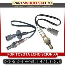 2x Oxygen Sensors for Toyota Echo 03-05 Scion XA XB 04-06 Upstream & Downstream
