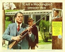 TO KILL A MOCKINGBIRD Movie POSTER 11x14 C Gregory Peck Brock Peters Phillip
