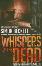 Whispers Of The Dead By Simon Beckett. 9780553817515