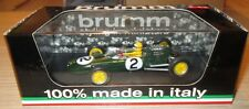 F1 1/43 LOTUS 25 T. TAYLOR BELGIUM GP 1963 BRUMM R331B-CH