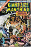 Giant Size Man-Thing Comic Book #2, Marvel Comics 1974 VERY FINE-