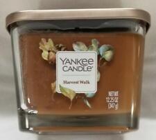 Yankee Candle HARVEST WALK Medium Elevation Square 3-wick Jar 12.25 oz
