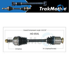 Surtrack 1PC FRONT RIGHT Cv Axle Shaft For 2015-2016 Honda Accord V6 3.5L Auto