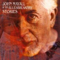 John Mayall & The Virtuose - Stories Neuf CD