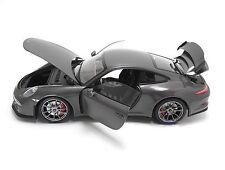 MINICHAMPS 2013 PORSCHE 911 / 991 GT3 GREY 1:18*New Item!
