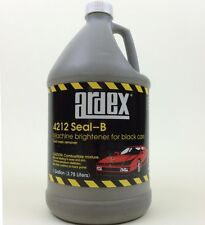Ardex Seal-B - Black & Dark Car - Clear Coat Restorer, Brightener Gal.