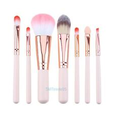 7pcs/set Kabuki Makeup Brushes Foundation Powder Contour Concealer Blush Brush