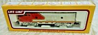 LIFELIKE HO Scale 18884  Santa Fe Diesel Locomotive with Light in Original BOX