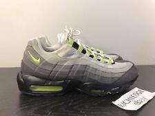 Nike Air Max 95 OG NEON 2015 SIZE 12 RARE 100% AUTHENTIC