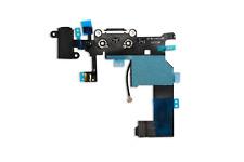 iPhone 5 Ladebuchse Dock Connector Charging Port Audio Jack Flex Kabel schwarz