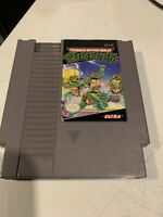 TMNT Teenage Mutant Ninja Turtles | NES Nintendo | Tested