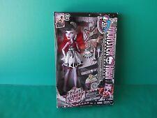 Monster High Operetta Daughter of Phantom of the Opera Frights Camera Action!!!