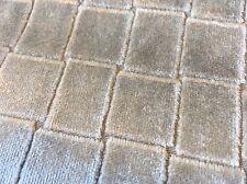 Designers Guild Interlocking Tile Velvet Fabric Leighton Linen 4.25yd FDG2340-09