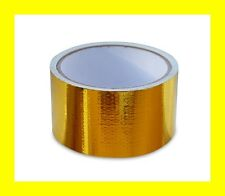 "Mishimoto Heat Defense Heat Shield Gold Reflective Protective Tape - 2""x15' Roll"