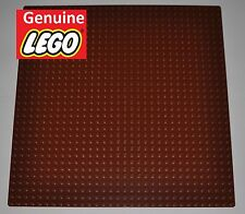 LEGO - BROWN BUILDING PLATE 32x32 STUDS BASE BOARD/BASEPLATE/MAT/REDDISH/EARTH