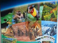 BBC Planet Earth Frog Tiger Baboon Lion ~ 8 Puzzle Set 2900 Pieces Total ~ New